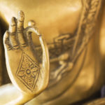 Hand of the golden Buddha 02