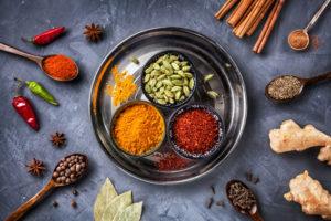 Gewürze sind wichtig in der Ayurveda Ernährung